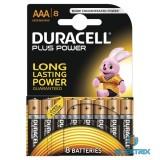 Duracell BSC 8 db AAA elem