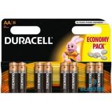 Duracell BSC 8 db AA elem