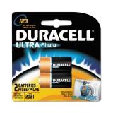 Duracell DL123 lithium fotó elem 2db/bliszter