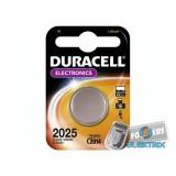 Duracell DL2025 lítium gombelem 1db/bliszter