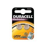 Duracell LR54 (189) Alkáli gombelem 2db/bliszter
