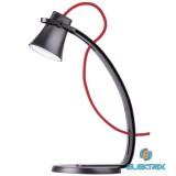 EMOS Z7501BK GEORGE fekete LED asztali lámpa