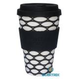 Ecoffee Cup Basket Case 400ml hordozható kávéspohár