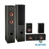 Eltax Exposure 5.0 fekete hangsugárzó szett