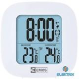 Emos E0127 vezeték nélküli hőmérő nedvességmérővel