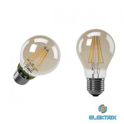 Emos Z74301 VINTAGE A60 4 W E27 meleg fehér+ LED izzó