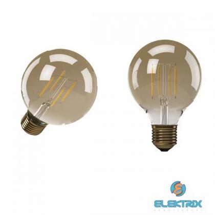 Emos Z74304 VINTAGE G95 4W E27 meleg fehér+ LED izzó