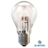 Emos ZE0703 CLASSIC E27 A55 42W 630Lumen ECO meleg fehér halogén izzó