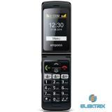 Emporia FLIPbasic F220 fekete mobiltelefon