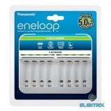 Panasonic Eneloop BQ-CC63 1/8db AA/AAA akku töltő