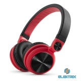 Energy Sistem EN 424597 Headphones DJ2 fekete-piros fejhallgató