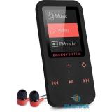 Energy Sistem EN 426454 Bluetooth-os 8GB fekete/korall MP4 lejátszó