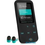Energy Sistem EN 426461 Bluetooth-os 8GB fekete/mentazöld MP4 lejátszó