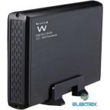 Ewent EW7051 3.5 HDD SATA USB 2.0 külső HDD ház