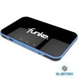 FUNKE TV4me hordozható WIFI HD DVB-T vevő