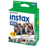 Fujifilm Instax WIDE 210, 300-hoz fényes (10x2/doboz) 20 db képre film