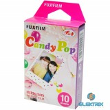 Fujifilm Instax Mini fényes Candy Pop 10 db képre film