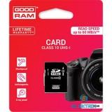 GOODRAM 16GB SD (SDHC Class 10 UHS-I) (S1A0-0160R11) memória kártya