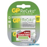 GP ReCyko+ 5700mAh LR20, D akku (góliát) 2db/bliszter