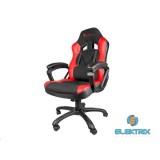 Genesis Nitro 330 SX33 piros-fekete Gamer szék