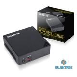 Gigabyte GB-BSCEA-3955 Brix Intel Fekete mini asztali PC