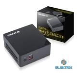 Gigabyte GB-BSCEHA-3955 Brix Intel Fekete mini asztali PC