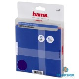 Hama 33800 25db-os színes CD/DVD műanyag tasak