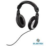 Hama HK-5619 ezüst TV fejhallgató
