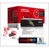MinDigTV Extra alapcsomag dekóderrel 6 hónap előre fizetett
