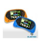 MyAudio Kids narancs játékkonzol