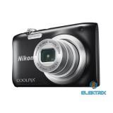 Nikon Coolpix A100 Fekete digitális fényképezőgép