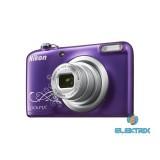 Nikon Coolpix A10 Lila LineArt digitális fényképezőgép
