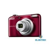 Nikon Coolpix A10 Vörös digitális fényképezőgép