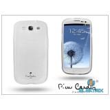 Samsung I9300 fehér hátlap