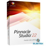 Pinnacle Studio 22 Standard ML ENG dobozos szoftver