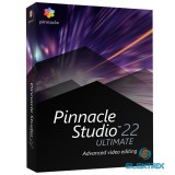 Pinnacle Studio 22 Ultimate ML ENG dobozos szoftver