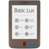 Pocketbook PB615W-X-WW Basic Lux barna E-Book olvasó