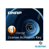 Qnap Kamera Licensz - plusz 4 csatorna