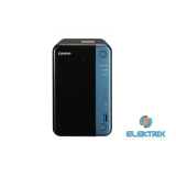 Qnap NAS TS-253Be-2G 2 HDD hely