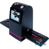 Rollei DF-S 100 SE Dia és negatív film szkenner 5 MegaPixel 2,4 inch-es LCD kijelzővel