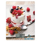 Scarlett SCKS57P22 desszert mintás konyhai mérleg