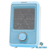 Sencor SFH 6010BL ventilátoros hősugárzó