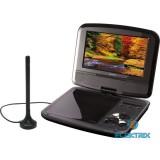 Sencor SPV 7725T hordozható DVD lejátszó TV tunerrel