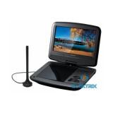 Sencor SPV 7925T hordozható DVD lejátszó TV tunerrel