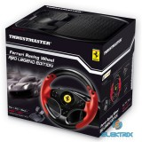 Thrustmaster Ferrari Racing Wheel Red Legend Edition PC/PS3 pedál+kormány