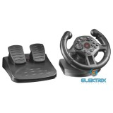 Trust GXT 570 Compact Vibration Racing Wheel kormány + pedál