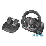 Trust GXT 580 Sano Vibration Feedback Racing Wheel kormány + pedál