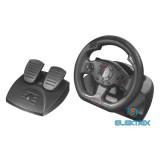 Trust GXT580 Vibration Feedback Racing Wheel kormány + pedál