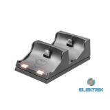 Trust GXT 235 Duo Charging Dock PS4 controller töltő
