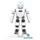 UBTECH Alpha1E edukációs célú, szabadon programozható humanoid robot
